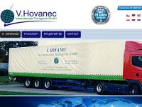 Hovanec - Internationale Transporte GmbH