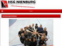 Jugendhandball im HSG Nienburg