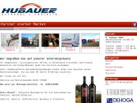 Getränke Handel und Logistik - Hubauer Bautzen GmbH