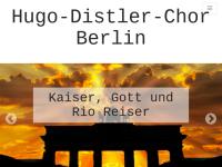 Hugo-Distler-Chor Berlin