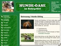 Hunde-Oase im Ruhrgebiet