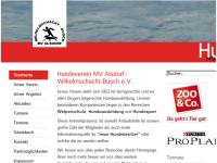 MV Alsdorf Wilhemschacht Busch e.V.