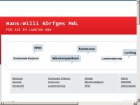 Körfges, Hans-Willi (MdL)