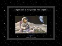 Hyaden.de - Raumfahrt und Astronomie für Kinder