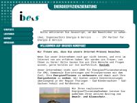Ibes, Ingenieurbüro Energie & Service, Hohenstein