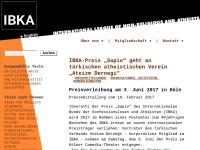 Internationaler Bund der Konfessionslosen und Atheisten (IBKA)