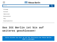 ICC - Internationales Congresscentrum Berlin