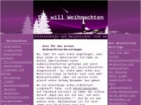 Ich will Weihnachten - Raphaela Hofmann