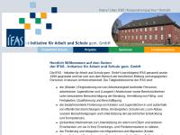 IFAS - Initiative für Arbeit und Schule gem. GmbH