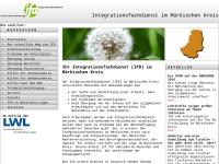 Integrationsfachdienst im Märkischen Kreis