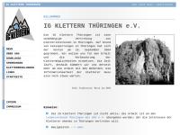 IG Klettern Thüringen e.V.