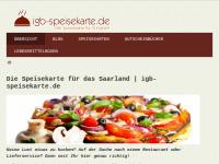 Speisekarte für St. Ingbert, Marco Summa