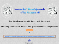 Verein Internationaler Hundefreunde aller Rassen e.V.