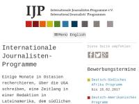 Internationale Journalisten Programme