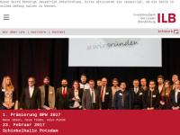InvestitionsBank of Brandenburg (ILB)