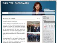 Boeselager, Ilka Freifrau von (MdL)