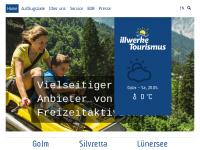 Illwerke Tourismus