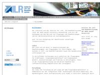 Lehrstuhl und Institut für Luft- und Raumfahrt der RWTH