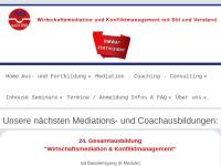 Institut für Mediation und Beziehungsmanagement