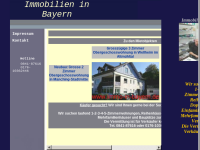 Immobilien in Bayern