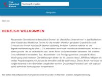 Immobilien Bremen - Anstalt des öffentlichen Rechts