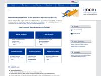 IMOE - Informationsagentur Mittel- und Osteuropa