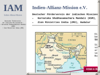 Indien-Allianz-Mission