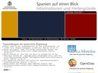 Presse und Informationsabteilung der Botschaft von Spanien in Deutschland
