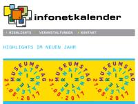 Infonet-Kalender