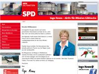 Howe, Inge (MdL)