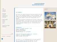 Institut für Geschichte der Juden in Österreich