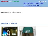 Insidertipps Italien