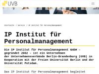 IP Institut für Personalmanagement GmbH