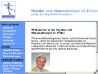 Physiko- und Rheumatherapie St. Pölten