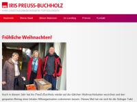 Preuß-Buchholz, Iris (MdL)