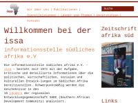 Informationsstelle Südliches Afrika e.V. (ISSA)