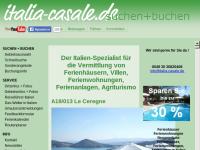 Agriturismo, Ferienhäuser, Ferienwohnungen in Italien