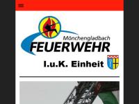 IuK-Gruppe der Feuerwehr Mönchengladbach