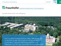 Fraunhofer-Institutszentrum Birlinghoven