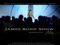 James Bond Show mit Alexis