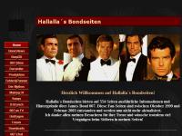 Hallalla's Bondseiten: Bondgirl Barbara Bach