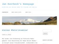 Overbeck, Jan