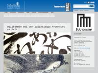 Japanologie am Institut für Orientalische und Ostasiatische Philologien an der Johann-Wolfgang-Goethe-Universität