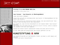 Jazz Visions - Jazz-Konzerte in Mönchengladbach