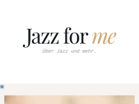 Jazz for me