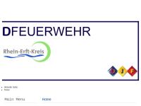 Jugendfeuerwehr Rhein-Erft-Kreis