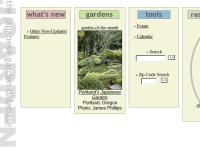 Japanese Garden Database