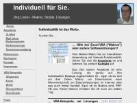 Jörg Lorenz IT Dienstleistungen und Programmierung