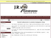 J.R.`s Autogramme, Jörg Riess