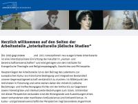 Seminar für Jüdische Studien Oldenburg